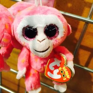 Creepy little monkey.